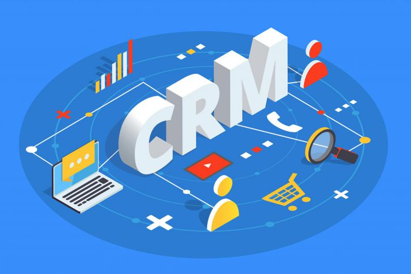 مديريت ارتباط با مشتری (CRM) در بانكداري مجازی